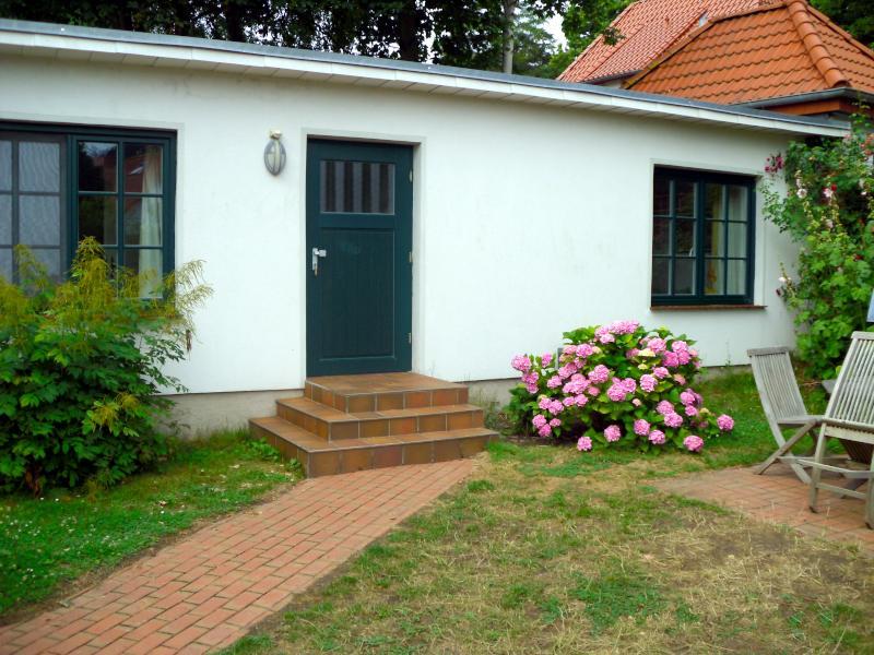 Ferienwohnung 2 im Landhaus Dittmann auf Hiddensee
